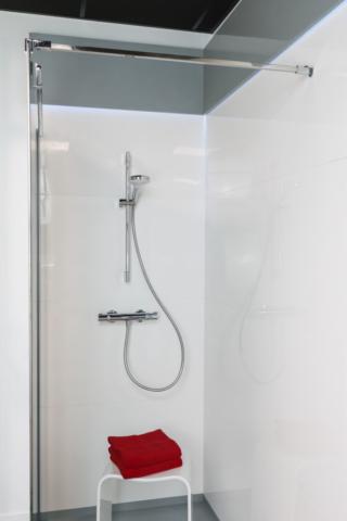 douche adaptée aux pmr