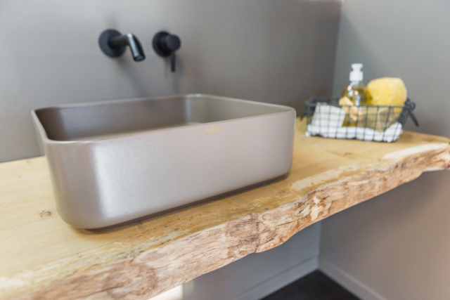 lavabo beige